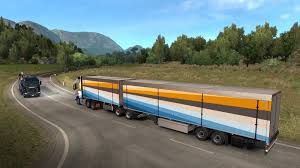 100 Euro Truck Simulator 2 Update 13 Appetizer Trailer Ownership