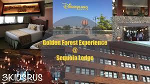 chambre standard sequoia lodge golden forest room sequoia lodge disneyland