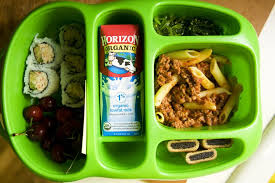Toddler Lunches On The Go