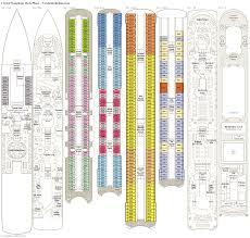 Disney Fantasy Deck Plan 11 by Deck Plans Home Design Inspiration Home Decoration Collection
