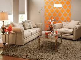 Raymour and Flanigan Furniture Henrietta Raymour and Flanigan Living Room Set