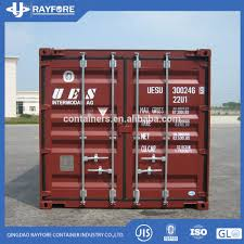 100 Shipping Containers 40 New 20 Ft Foot Insulated Buy