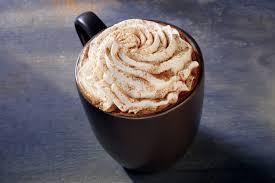 Pumpkin Spice Latte Dunkin Donuts Ingredients by Pumpkin Spice Latte Calories Starbucks Mcdonalds And More