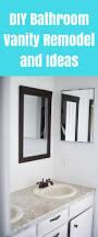 Gray And Teal Bathroom by Modern Diy Bathroom Vanity Ideas And Reveal