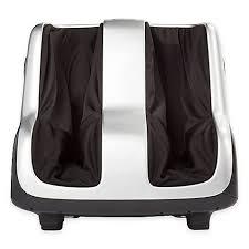 human touch reflex4 foot and calf massager bed bath beyond