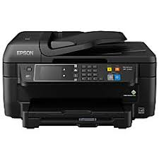 Epson WorkForce WF 2660 Wireless Color Inkjet All In e Printer