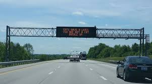Ky Transportation Cabinet Forms by A Dynamic Sign State Using Unconventional Means To Get Safety
