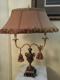 Frederick Cooper Antique Table Lamps by Rare Vintage Frederick Cooper Dragonfly Marble Based 2 Bulb