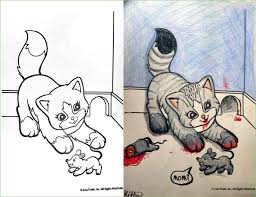 Coloring Book Corruptions Reddit That Just Might Ruin Your