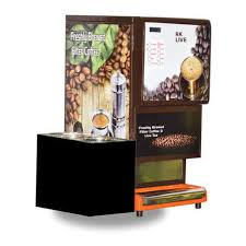 Commercial Coffee Vending Machine