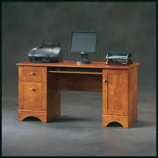 Sauder Harbor View Computer Desk by Sauder Harbor View Computer Desk With Hutch