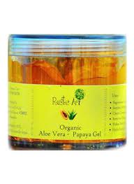 Buy Rustic Art Organic Aloe Vera Papaya Gel Online Switzerland CH