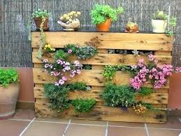 Pallet Garden Vertical Gardening With Pallets Fence Pots Bed Youtube