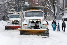 100 Truck Plow Ranks Of Drivers Could Be Thinning In Maine Maine Public
