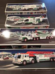 HESS TOY TRUCK Set - $45.00 | PicClick