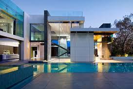 104 Beverly Hills Modern Homes Ultra Summit House In Villa Design House Exterior House Design