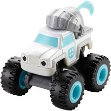 100 Knight Truck Amazoncom FisherPrice Nickelodeon Blaze The Monster Machines
