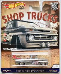 HOT WHEELS 2018 CAR CULTURE SHOP TRUCKS CUSTOM '62 CHEVY PICKUP ... Custom Trucks Automotive Customization Shop Morwell Victoria 1948 Ford F1 F100 Rat Rod Patina Hot Truck Pickup V8 Usaidfunded Wellness On Wheels Provides Mobile One Stop Volvo Vnl V15 131 Mod For Ets 2 Amazoncom Car Culture Bundle Set Of 5 Toys Games Us Forest Service Tribute Only 450 Myrideismecom Trucks Kcs Paint Love This Truck Pinteres Pin By Scott Dougherty Pinterest Classic The 1968 Chevy Utility That Nobodys Seen Network Trucksshop Jcl Trucking About