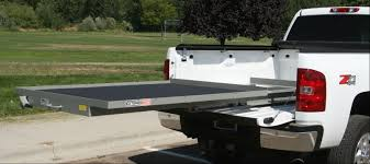 Extendobed HD Sliding Work And Load Platform - Accessories - Truck ...