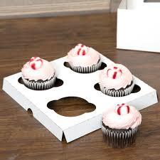 Keep Your Colorfully Creative Cupcake And Muffin Masterpieces Safe Secure During Transport With This Reversible Insert