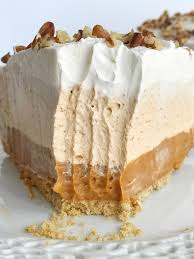 Bake Pumpkin For Pies by No Bake Triple Layer Pumpkin Spice Pudding Pie Together As Family