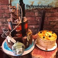My Three Baby Cakes