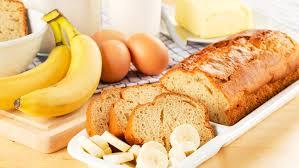 bananenkuchen mit milch und eiern einfaches bananenbrot rezept