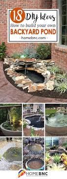 18 Best DIY Backyard Pond Ideas And Designs For 2017 Building Backyard Pond 28 Images Home Decor Diy Project How To Build Fish Pond Waterfall Great Designs Backyard How To A The Digger Opulent 25 Unique Outdoor Ponds Ideas On Pinterest Fish Large Koi Garden Preformed Ponds Building A Billboardvinyls 79 Best And Waterfalls For Goldfish Design Trending Waterfall Diy Ideas Of House 18 Attractive Diy Your Water Nodig Under 70 Hawk Hill