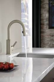 Moen Kiran Pull Down Faucet by Spiced Pear Gin Cocktail Faucet Kitchens And Bath