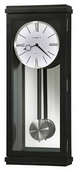 Howard Miller Alvarez 625 440 Contemporary Chiming Wall Clock