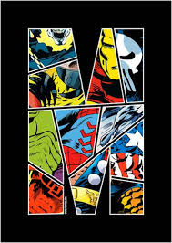 Classic Marvel ics Superhero 3—5 Area Rug – Superhero Sheets