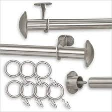 Umbra Cappa Curtain Rod And Hardware Set by Curtain Rods U0026 Hardware For Less Overstock Com