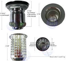 Garbage Disposal Leaking From Bottom Screws by Kitchen Sink Drain Basket U2013 Intunition Com
