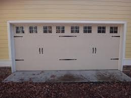 Image Of Thanks To Garage Door Decorative Hardware
