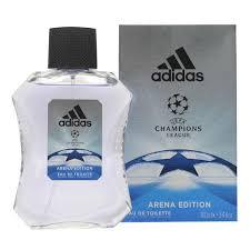 adidas adidas 100ml eau de toilette mens mens accessories