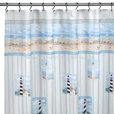 wholesale Lighthouse Shower Curtain by Saturday Knight Limited