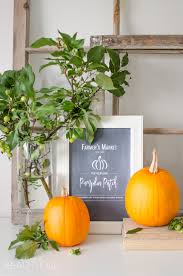 Live Oak Pumpkin Patch 2017 by Pumpkin Patch Fall Printable A Burst Of Beautiful