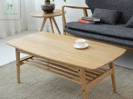 100 Living Room Table Modern US 1430 Japanese Coffee Table Oak Oak Solid Wood Tea Table Modern Simple Creative Coffee Table 1050 Short Tablein Coffee S From Furniture On