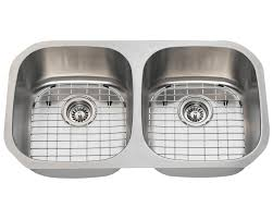 Stainless Steel Sink Grids Canada by 502 Double Bowl Stainless Steel Sink