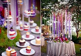 Super Creative Wedding Cupcake Trees Or Suspended Cupcakes
