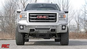 2014-2018 GM 1500 4WD 5-inch Suspension Lift Kit By Rough Country ... Bds New Product Announcement 272 Ford F150 2wd Lift Kits Dobions 20 Kit Toyota Tacoma 2016 Main Line Overland 3 Inch Suspension 4wd 52018 Tuff Country About Our Custom Lifted Truck Process Why At Lewisville 8 By Suspeions On Dodge Ram Caridcom Gallery Rad Packages For 4x4 And 2wd Trucks Wheels Chevy Ezride Zone Offroad 2 4c1245 4wd Eibach Complete Protruck Sport Shock Strut Installing 12017 Gm Hd 35inch Bolton The Pros Cons Of Having A