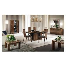 memphis extendable dining table made in italy el dorado furniture
