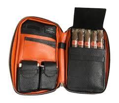 100 Daniel Marshall Amazoncom Leather Travel Cigar Case Kitchen Dining