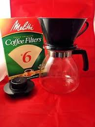 Image Is Loading Melitta Coffee Perfection Pour Over Maker 6