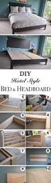 Queen Size Waterbed Headboards by Best 10 Bed Frame And Headboard Ideas On Pinterest Diy Bed