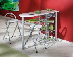 table de cuisine avec tabouret excellent table haute avec tabouret cuisine bar de pliante
