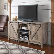 Better Homes And Gardens Modern Farmhouse TV Stand For TVs Up To 60 Rustic