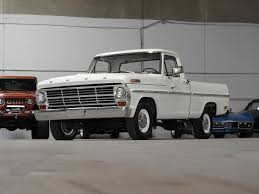 Big Block 1969 Ford F 100 390 V8 Vintage Truck | Vintage Trucks For ...