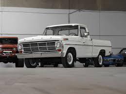 Big Block 1969 Ford F 100 390 V8 Vintage Truck | Vintage Trucks For ...
