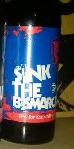 sink the bismarck brewdog beeradvocate